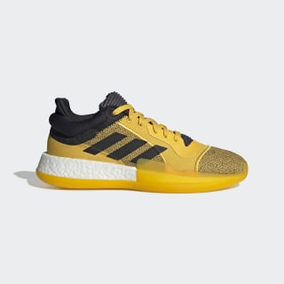 Chaussure Marquee Boost Low Bold Gold / Core Black / Collegiate Green D96937