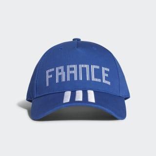 Casquette France Collegiate Royal / White CF5192