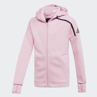 adidas Z.N.E. Fast Release Hoodie Pink/Black DV0264