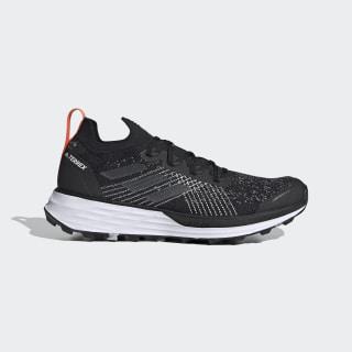 Terrex Two Parley Trail Running Shoes Core Black / Grey Three / True Orange FW2542