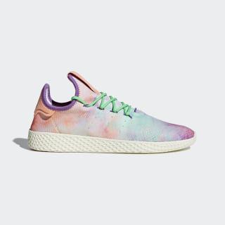 Pharrell Williams Hu Holi Tennis Hu MC Shoes Chalk Coral / Black / Black AC7366