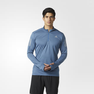 Sudadera Response CORE BLUE S17 BP8066