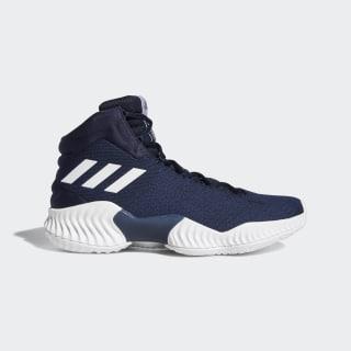 Pro Bounce 2018 Shoes Collegiate Navy / Cloud White / Collegiate Navy AH2666