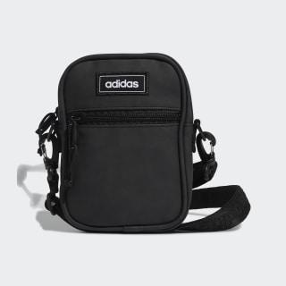 Suede Festival Crossbody Bag Black CM5562