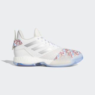 Баскетбольные кроссовки T-Mac Millennium ftwr white / silver met. / raw white EF1869