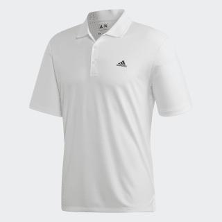 Performance Polo Shirt White AE4765
