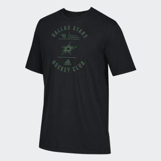 T-shirt Stars Emblem Nhl-Dst-5bi / Black DM9325