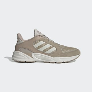 90s Valasion Shoes Trace Khaki / Raw White / Raw White EE9896
