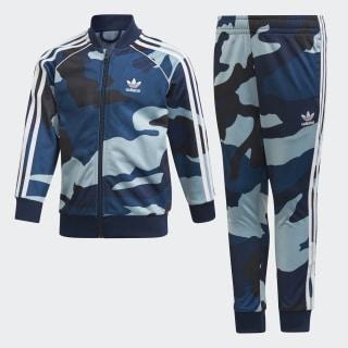 Camouflage SST Track Suit Multicolor / White DW3845