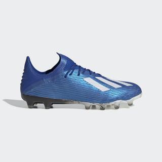 X 19.1 Artificial Grass Boots Team Royal Blue / Cloud White / Core Black EG7122