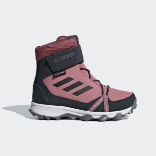 Ботинки TERREX Snow CF CP CW trace maroon / carbon / grey one f17 AC7965