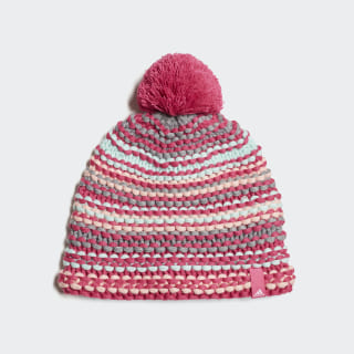 Young Athletes Chunky Beanie Real Magenta / Clear Mint / White DJ2298
