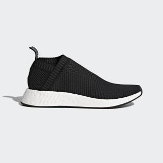 NMD_CS2 Primeknit Shoes Core Black / Carbon / Red CQ2372