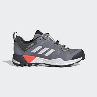 Terrex Skychaser GTX Shoes Grey Three / Dash Grey / Solar Red EG2868