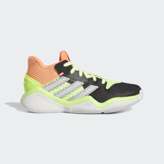 Chaussure Harden Stepback Core Black / Signal Coral / Dash Grey EH2769