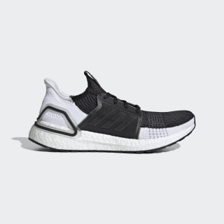 รองเท้า Ultraboost 19 Core Black / Grey Six / Grey Four B37704