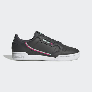 Tênis Continental 80 grey six/clear mint/shock pink EE5358