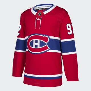 CANADIENS HOME AUTHENTIC JERSEY Multicolor CU9232