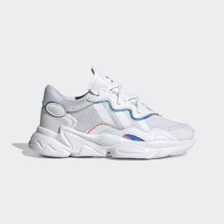 OZWEEGO Shoes Cloud White / Cloud White / Sky Tint EF6317