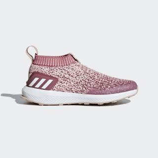RapidaRun Laceless KNIT C Trace Maroon / Clear Orange / Ash Pearl D97545