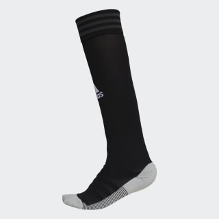 Meião AdiSocks Knee Black / Carbon / White EC5705