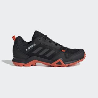 Obuv Terrex AX3 Hiking Core Black / Carbon / Active Orange G26564