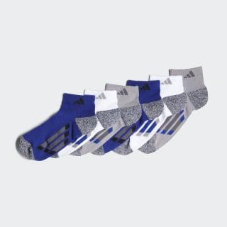 Vertical Stripe Low-Cut Socks 6 Pairs Multicolor CK1747