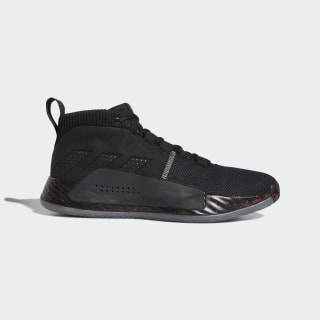 Dame 5 Shoes Core Black / Grey / Grey BB9316