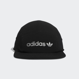 Relaxed Trainer Strap-Back Hat Black CK5002