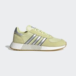 Chaussure Marathon Tech Easy Yellow / Silver Metallic / Dark Navy EE5629