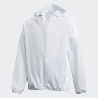 Áo gió adidas Athletics Club Sky Tint / White FL2700