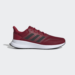 Zapatillas Runfalcon active maroon/core black/maroon EE8154