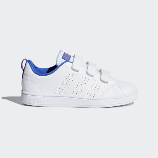 Tênis Vs Advantage Clean FTWR WHITE/FTWR WHITE/HI-RES BLUE S18 DB0702