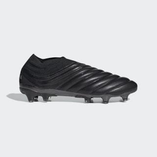 Scarpe da calcio Copa 19+ Firm Ground Core Black / Core Black / Silver Met. F35513