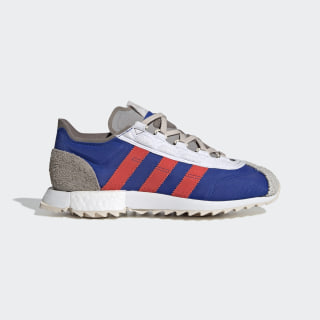 SL 7600 Shoes Grey Two / Hi-Res Red / Team Royal Blue EG6780