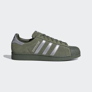 Sapatos Superstar Base Green / Supplier Colour / Night Cargo B41988