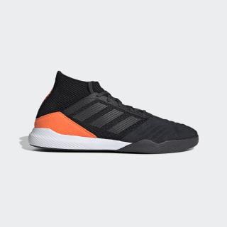 Calzado de Fútbol Predator 19.3 Core Black / Utility Black / Solar Orange F35640