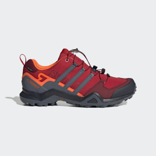 Terrex Swift R2 GTX Shoes Scarlet / Onix / Solar Orange G26554