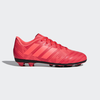 Calzado de Fútbol Nemeziz 17.4 Terreno Flexible REAL CORAL S18/RED ZEST S13/CORE BLACK CP9207