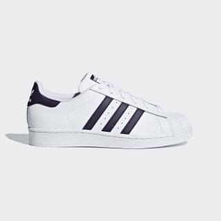 Sapatos Superstar Ftwr White / Legend Purple / Core Black DB3346