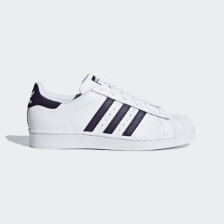 Superstar Shoes Cloud White / Legend Purple / Core Black DB3346
