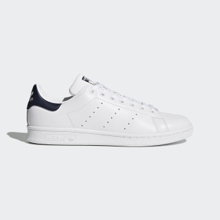 Chaussure Stan Smith Core White / Core White / Dark Blue M20325