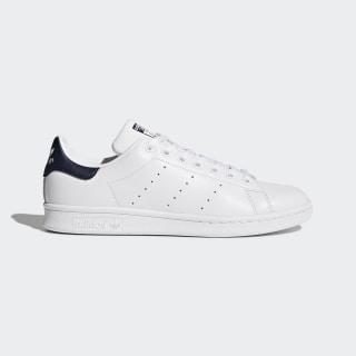 Sapatos Stan Smith Core White / Dark Blue / Dark Blue M20325
