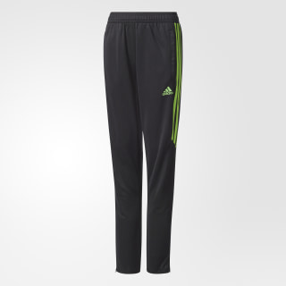 Tiro 17 Training Pants Black / Solar Green CF3616