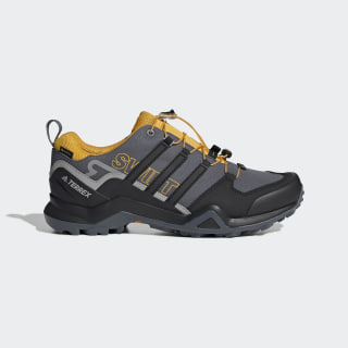 Terrex Swift R2 GTX Shoes Onix / Core Black / Active Gold G26555