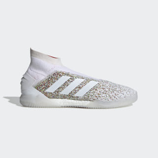 Predator 19+ Trainers Cloud White / Cloud White / Active Red F36992