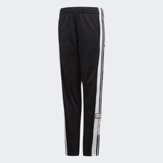 Pantalón Polera ADIBREAK PANT BLACK/WHITE CY3473