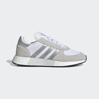 Marathon Tech Shoes Cloud White / Silver Metallic / Core Black EF4397