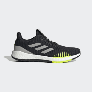 Pulseboost HD Winter Shoes Core Black / Grey Two / Solar Yellow FU7322
