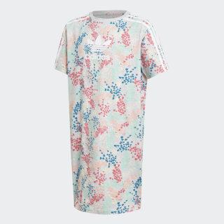 Tee Dress Multicolor / White EJ6298